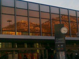 Bahnhof Grenoble