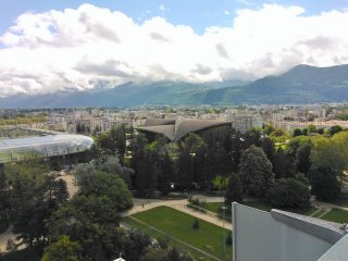 Eishockeystadion Grenoble